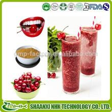 100% natural high quality cherry powder, black cherry powder, cherry juice concentrate powder