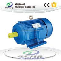 Y Series Three-Phase Asynchronous 220v 380v 3 phase electric motor
