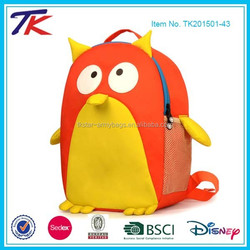 Cute Animal children school backpack with Lightweight and waterproof