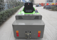 Heavy load 6.0T 48V/280AH electric tow tractor with cheap price