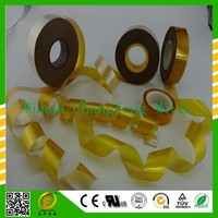golden mica tape for insulation