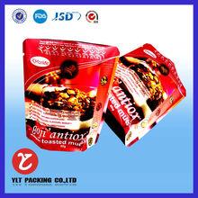 2015 láminadealuminio bolsa de galletas para/para secar los alimentos en china
