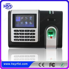TCP/IP+RS232/485 ZK software rfid biometric fingerprint terminal time attendance with access controller