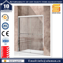 Bathroom with seat free standing shower enclosure Sanitary wares
