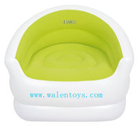 Leisure Flocked Inflatable Lounge Chair,Household