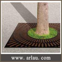 Arlau TG-02 Round tree grates cast iron tree grate