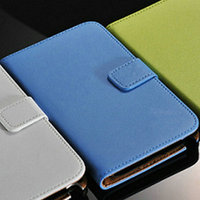 2014 New Top Selling Leather Flip Cover Phone Card Case for Samsung Note 3