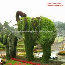 sjh010375 grande animale erba artificiale progetto giardino animale artificiale