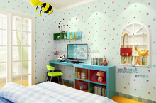 room decoration pvc wallpapers paper backed wallpaper for home