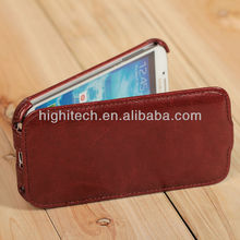 Luxury Quality Flip Leather Case Cover for Samsung Galaxy S4 i9500