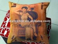 100% polyester digital fabric printing for upholstery