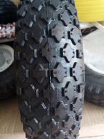 Wholesale high quality solid rubber tyre 3.50-6