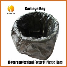 over 16 years professional factory new design HDPE retail grocery plastic bags