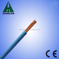 flexible single core PVC electrical wire 0.5mm prices