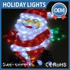 Outdoor Led 2d Motif Santa Claus Christmas Light