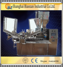 Hote selling Tube Filling and Sealing Machine with high quality