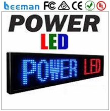 advertising video billboard control card led moving sign outdoor/indoor wall mounted smart design lcd ad