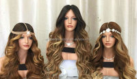 Tangle Free Best Brazilian Human Hair Full Lace Wig Free Wig Catalogs