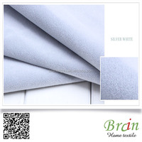 100%polyester woven flocking farbic for sofa/flocking fabric/upholstery fabric