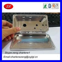 Dongguan supplier diy box mod enclosure , CNC aluminum box , electronic cigarettes box mod