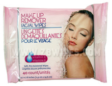 Vitamin Riched Makeup Remover Facial Wipes