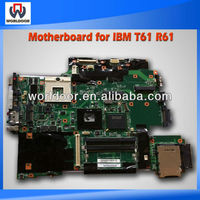 """laptop motherboard for ibm lenovo T60 R60 T61 R61 14.1"""" and 15.4"""" with fully tested"""