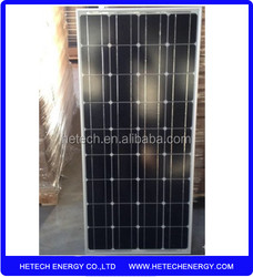 From china suppliers Monocrystalline 95w suntech solar panel price