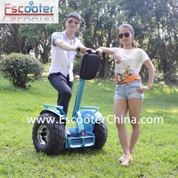 CE approved two wheel electric chariot, electric scooter X2