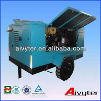 150 psi portable diesel prices screw air compressor