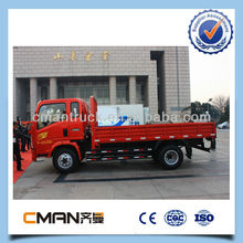 Made in China new condition Light duty transport van cargo 10t cargo truck dimensions