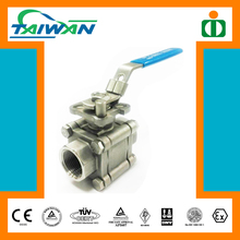 Taiwan High quality ball float check valve, cf8m stainless steel ball valve, flange type ball valve