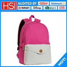 audited factory wholesale price best-selling pvc school bag