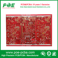 Electronic pcb circuit maker for pcb board