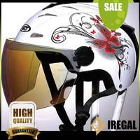 Cheap vintage open face helmet