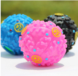 Pet toys dog toy squeakers wholesale animal feed ball for leakage