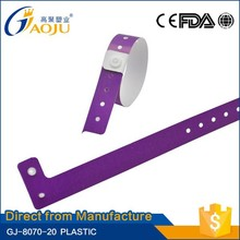 17 years manufacture experience excellent quality conference wristband