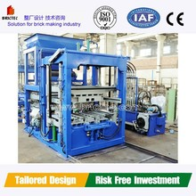 China hot sales cement brick block making machine price