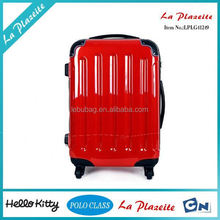 2015 NEW hot selling fanshion Pu Travel Luggage
