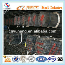 black steel pipes for gas