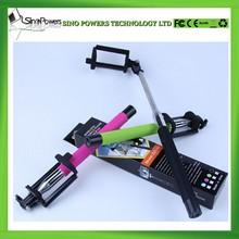 Mobile Bluetooth Selfie Stick Extendable Hand Monopod Monopod Selfie Stick