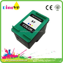 chip reset ink cartridge for hp 97 ink cartridge C9363W