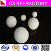 industrial alumina ball for refractory use