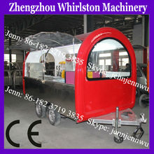 HOT street china food trailers for sale