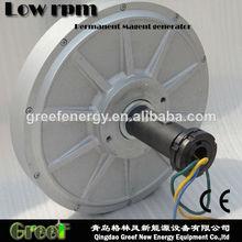gerador de energia eólica pmg tipo de eixo vertical turbina eólica começar de baixo torque