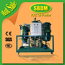 KXZ High Vacuum Waste Oil to Diesel Plant used oil recycl machin