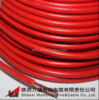 Building electrical wire,PVC insulation grounding cable,flat electrical wire