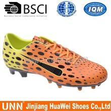 Hot sale Waterproof Indoor Men Football Shoes Whoesale Footbal Soccer Shoes