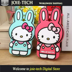 3D Cute Cartoon Animal Phone Case For Htc One E8