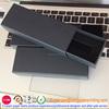 Black matte soft touch paper drawer box for E-cigarette packaging