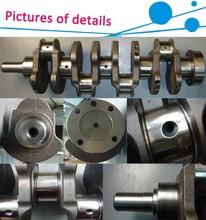 Automotive part engine crankshaft for Mazda SL K3500/K3600